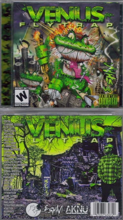 Venus Flytrap Esham